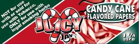 Candy Cane Juicy Jay's Papers 1 1/4
