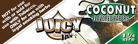 Coconut Juicy Jay's Papers 1 1/4