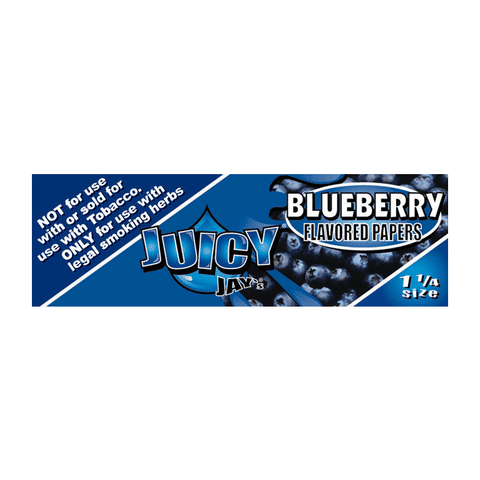Blueberry Juicy Jay's Papers 1 1/4