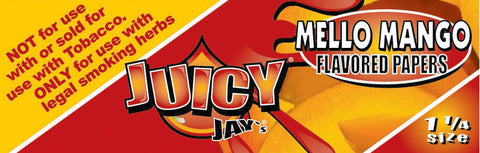 Mello Mango Juicy Jay's Papers 1 1/4