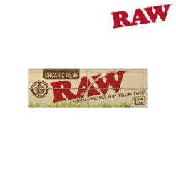 Raw Papers 1 1/4 Organic