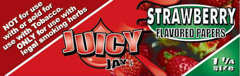 Stawberry Juicy Jay's Papers 1 1/4