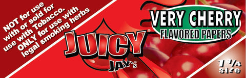 Very Cherry Juicy Jay's Papers 1 1/4