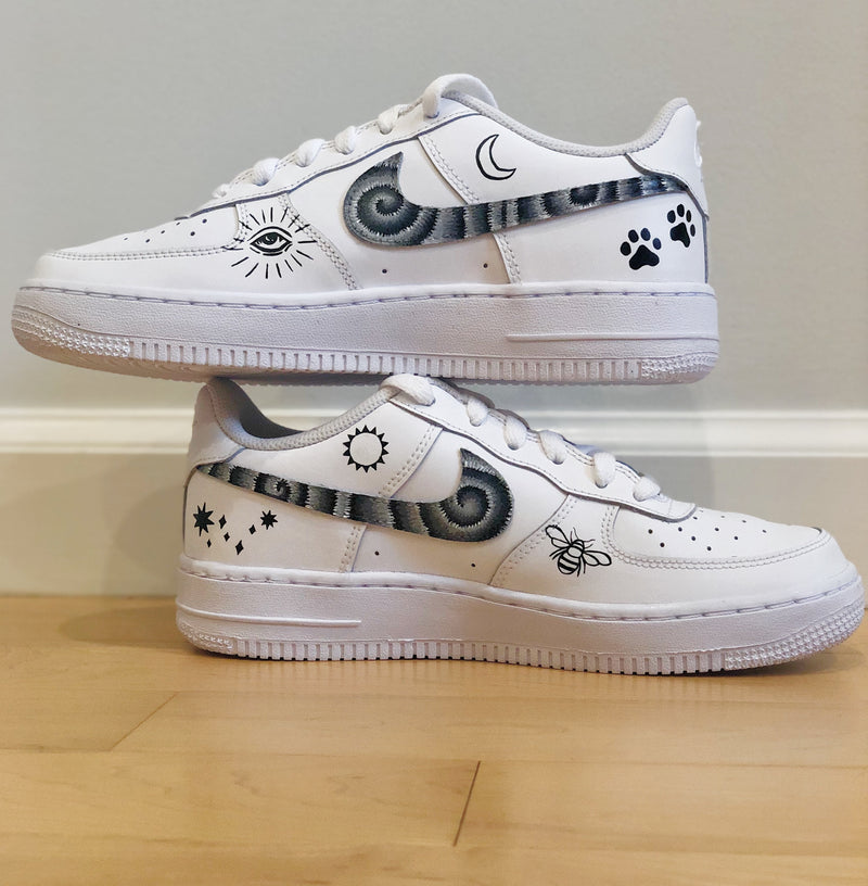 'The Be YOU' Nike AF1 (Toddler)
