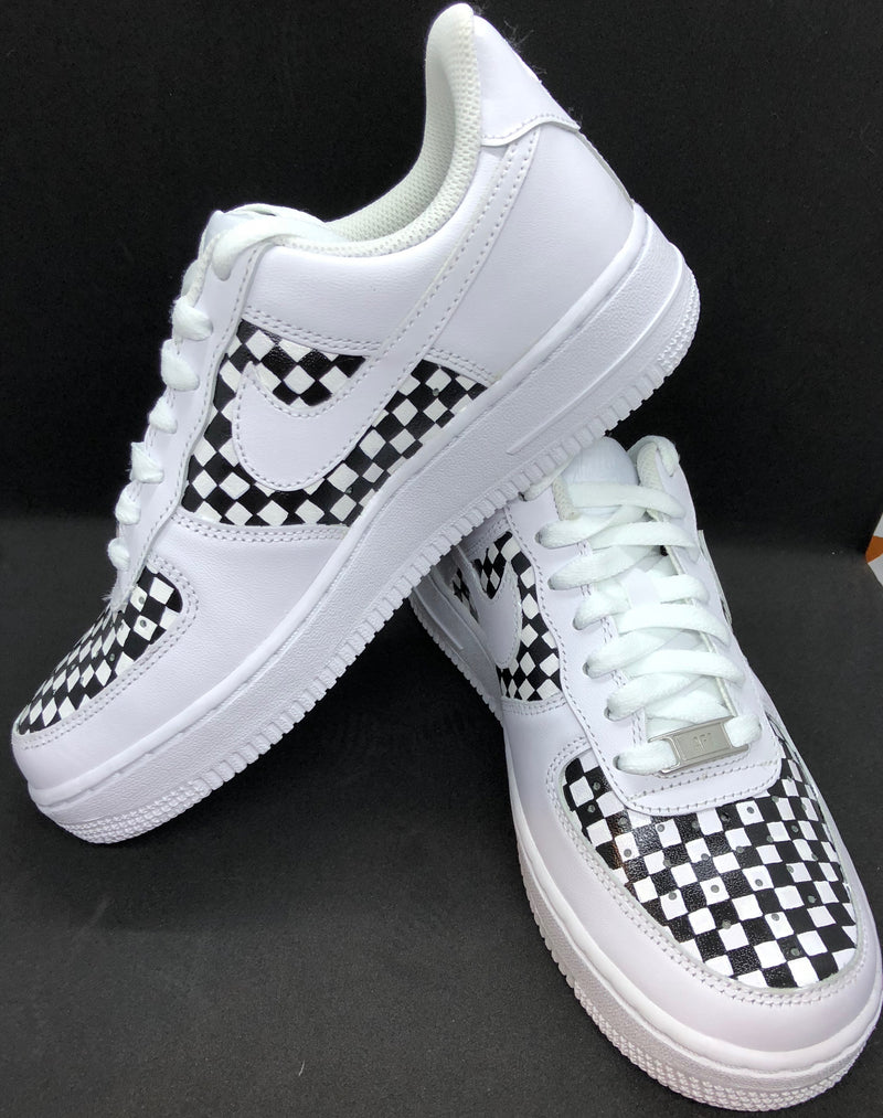 'The Courtney' Nike AF1 (Kids)