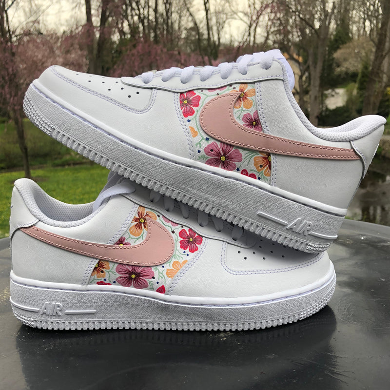 'It's Gonna Be May' Nike AF1 (Kids)