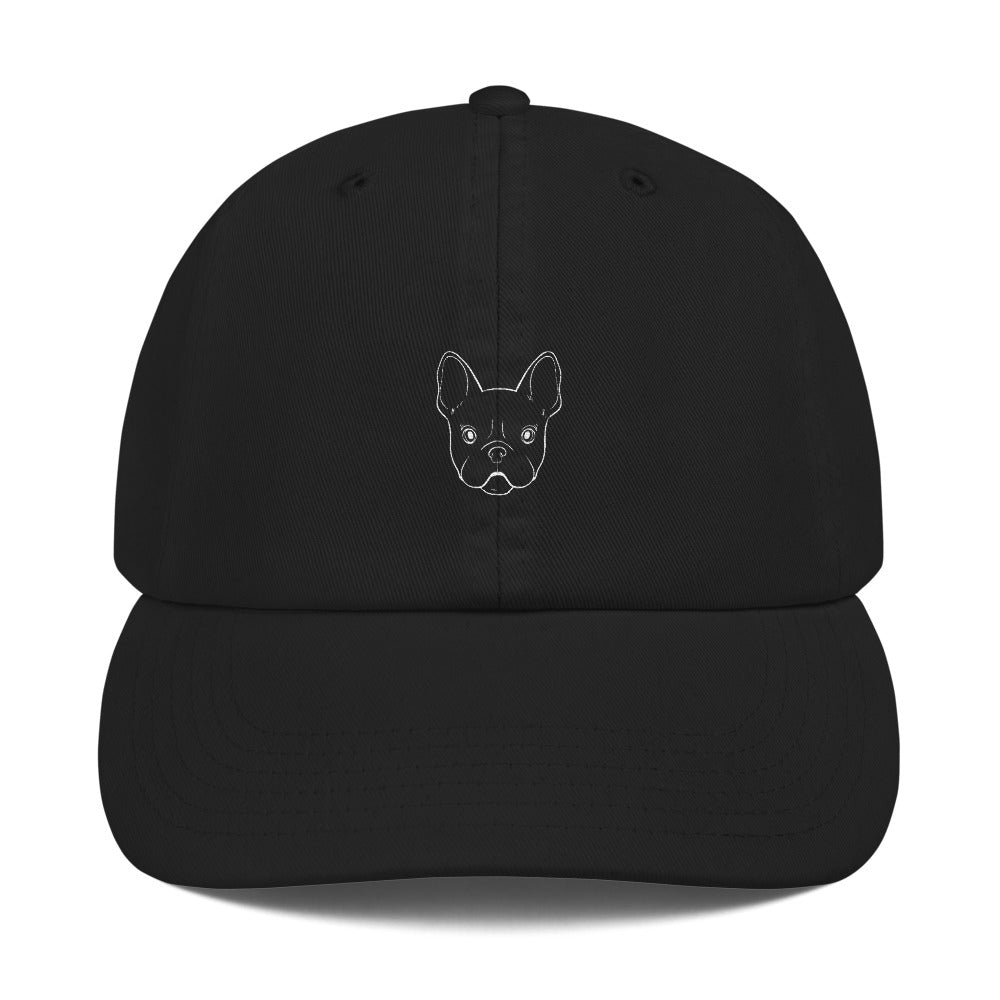 Frenchie Dad Cap