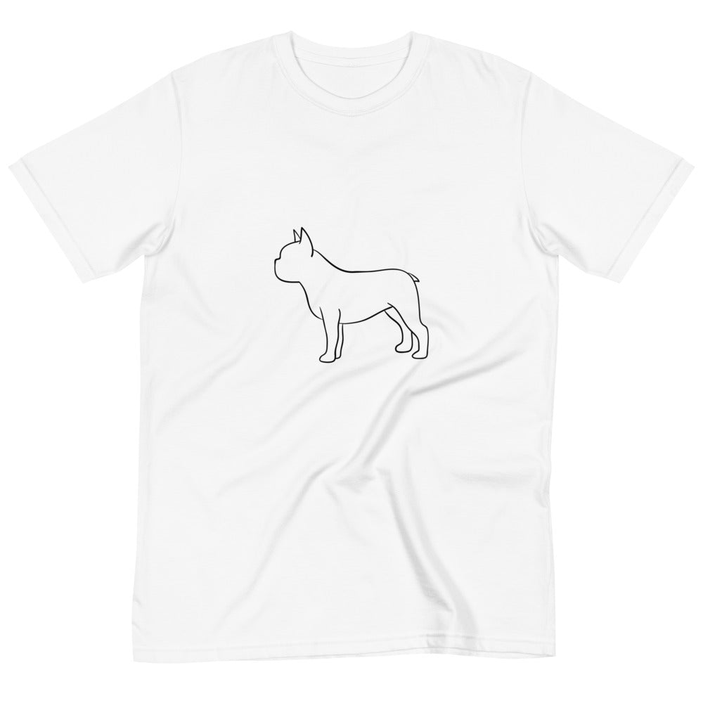 Frenchie Organic T-Shirt