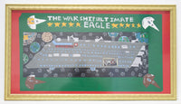 The Warship Ultimate Eagle