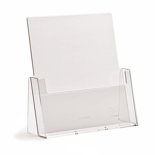 A4 Freestanding Brochure Holder