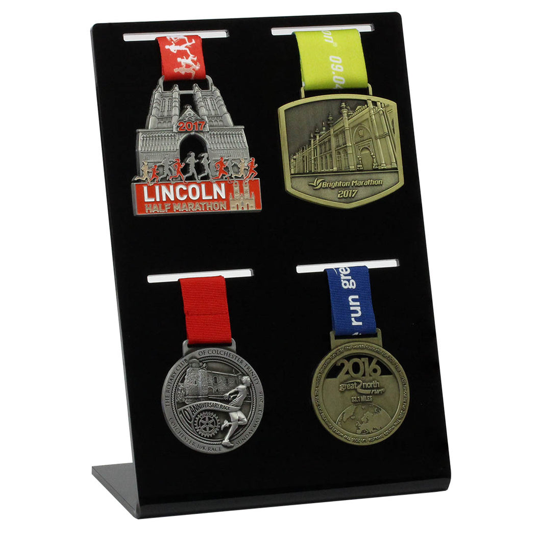 Medal Display for Four Medals- Main Image