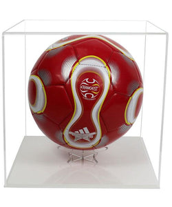Acrylic Basketball Display Case- Choice of Bases