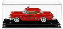 Acrylic 1:18 Scale Model Car Display Case- Choice of Bases