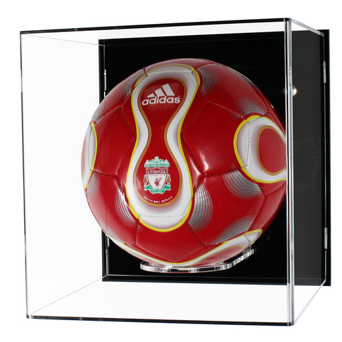 Football Wall Display Case