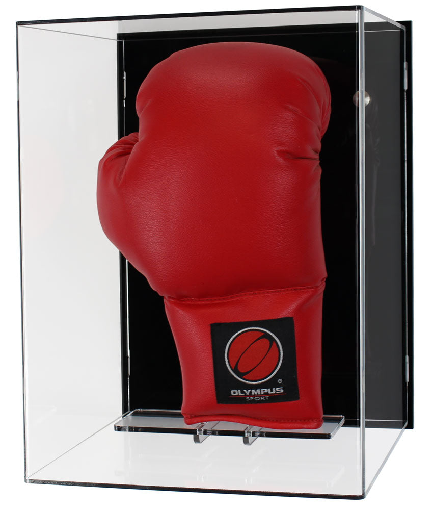 Boxing Glove Wall Display Case
