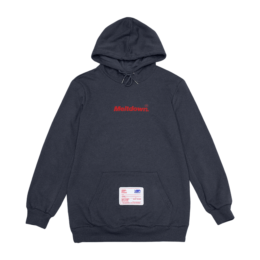 GET IT EASY HOODIE - BLACK