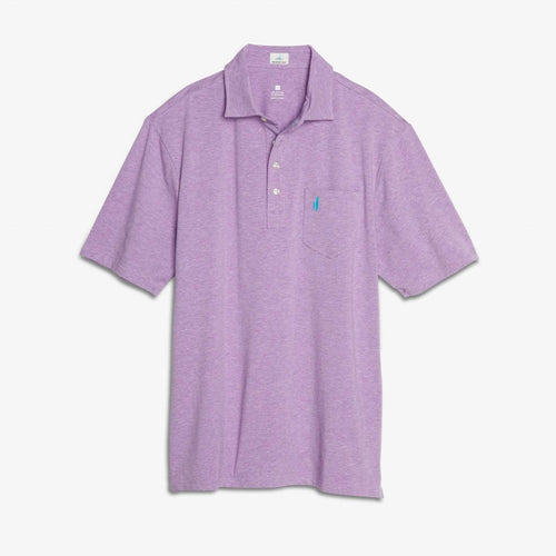 Johnnie O - Heathered Original Polo - Aster - Liam John USA