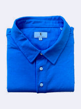 Liam John Polo - Coastal Blue