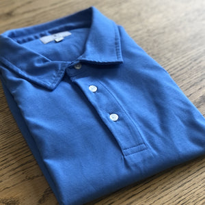 Liam John Polo - Coastal Blue - Liam John USA