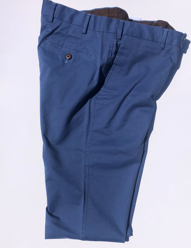 Liam John Slim Chino - Royal Blue - Liam John USA