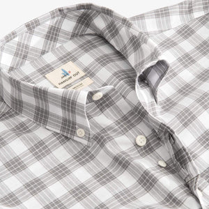 Johnnie-O Landon BD Shirt | Heather Grey - Liam John USA
