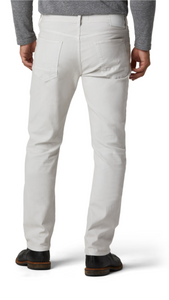 Hudson Blake Slim Straight Twill - Light Ash - Liam John USA