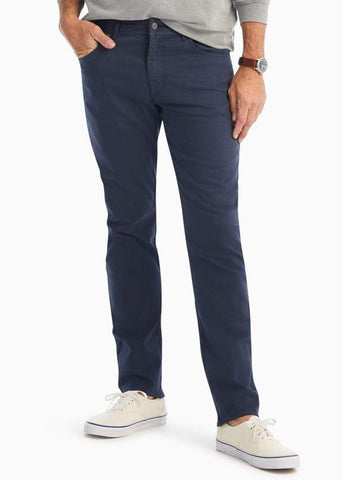 Johnnie-O Sawyer Chino Pant | Dusk - Liam John USA