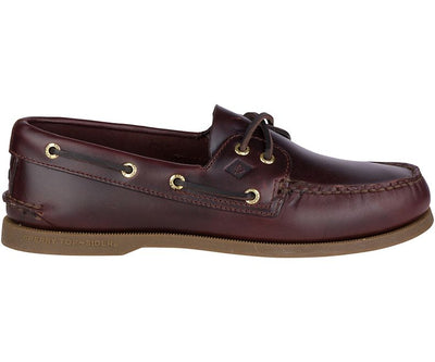 Sperry Men's Authentic Original Leather Boat Shoe (Medium)