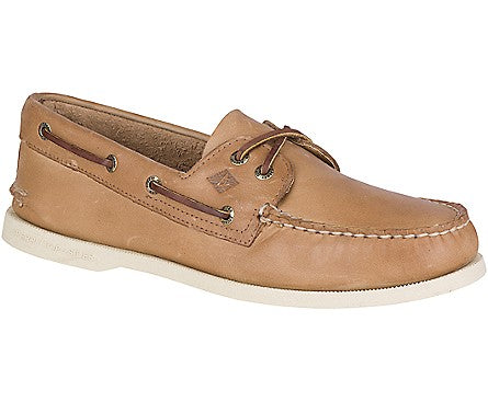 Men's Authentic Original Oatmeal 2-Eye Boat Shoe