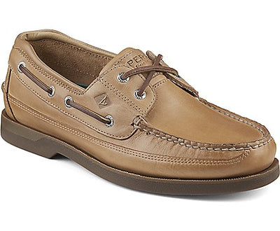 Men's Mako 2-Eye Canoe Moc Boat Shoe oak