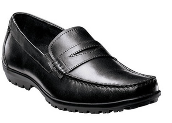 Florsheim Nowles Penny Black - Brandy`s shoes