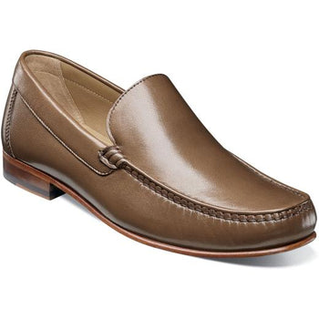 BEAUFORT MOC TOE VENETIAN LOAFER - Brandy`s shoes
