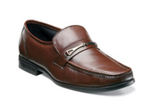 BASTILLE MOC TOE BIT LOAFER - Brandy`s shoes