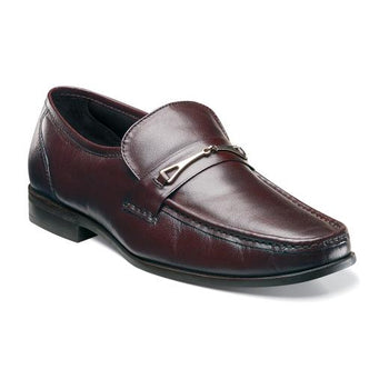 Florsheim Men's Bastille Bit Loafer - Brandy`s shoes
