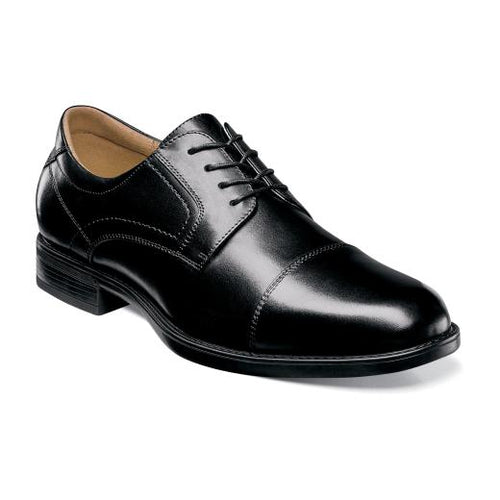 MIDTOWN CAP TOE OXFORD - Brandy`s shoes
