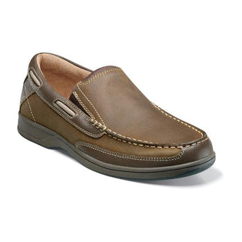 LAKESIDE SLIP ON BOAT SHOE - Brandy`s shoes