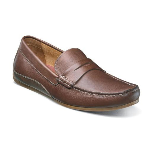 OVAL MOC TOE PENNY DRIVER - Brandy`s shoes