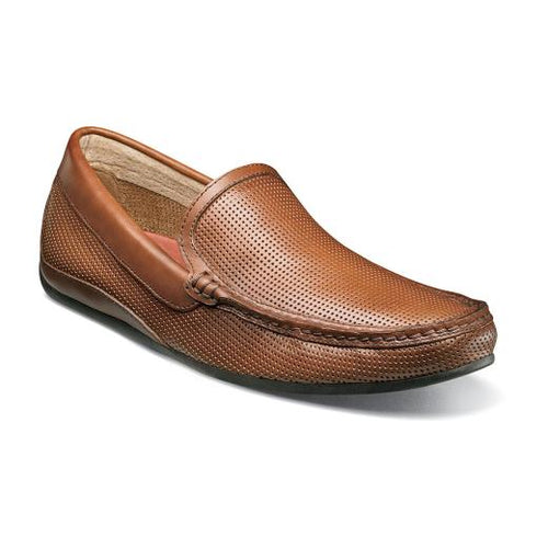 OVAL PERF MOC TOE DRIVER - Brandy`s shoes