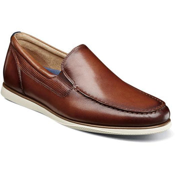 ATLANTIC MOC TOE VENETIAN SLIP ON - Brandy`s shoes