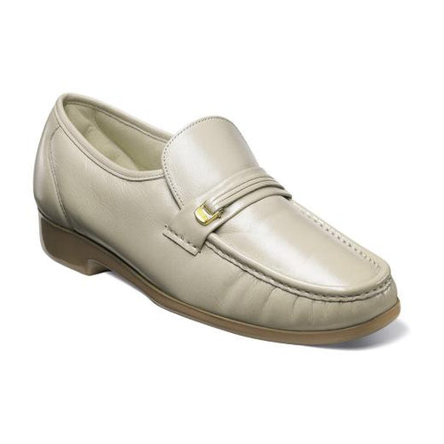 RIVA MOC TOE BIT LOAFER - Brandy`s shoes