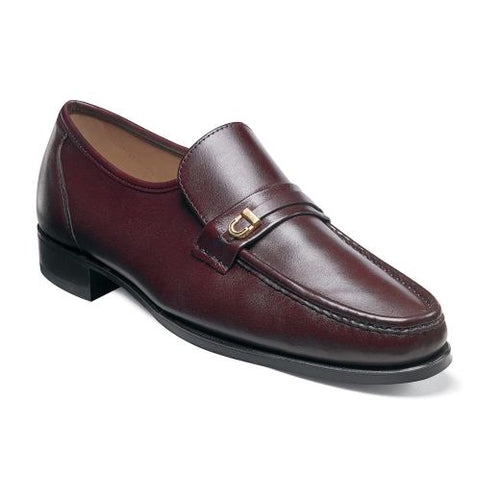 COMO MOC TOE BIT LOAFER - Brandy`s shoes