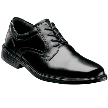 Florsheim Rally Plain Ox Black 11728-001 - Brandy`s shoes