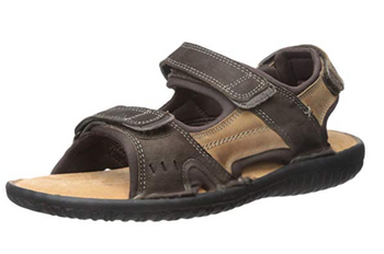 Florsheim Men's Coastal River Fisherman Sandal - Brandy`s shoes
