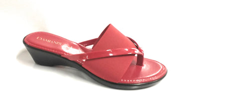 182 Women's Italian Shoemakers 182 Red Sandal