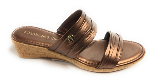 WOMEN'S ITALIAN SHOEMAKERS 179 Bronze Sandal