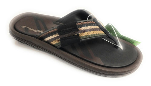 Men's Rider DUNAS II Cayman Brown Sandals