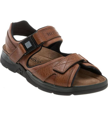 Men's Sandal  SHARK By Mephisto - Brandy`s shoes