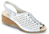 Women's Worishofer 583 Slingback  Sandal - Brandy`s shoes