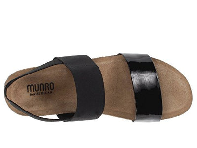 Women's Two banded Sandal By Munro - Brandy`s shoes