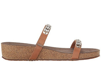 Women Mephisto Ivana Sandal - Brandy`s shoes